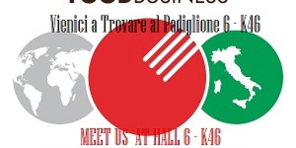 Sole al Cibus Parma – 9/12 Maggio 2016