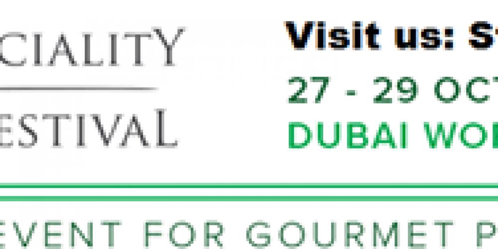 Sole Trade at Speciality Food Festival – Dubai 2015