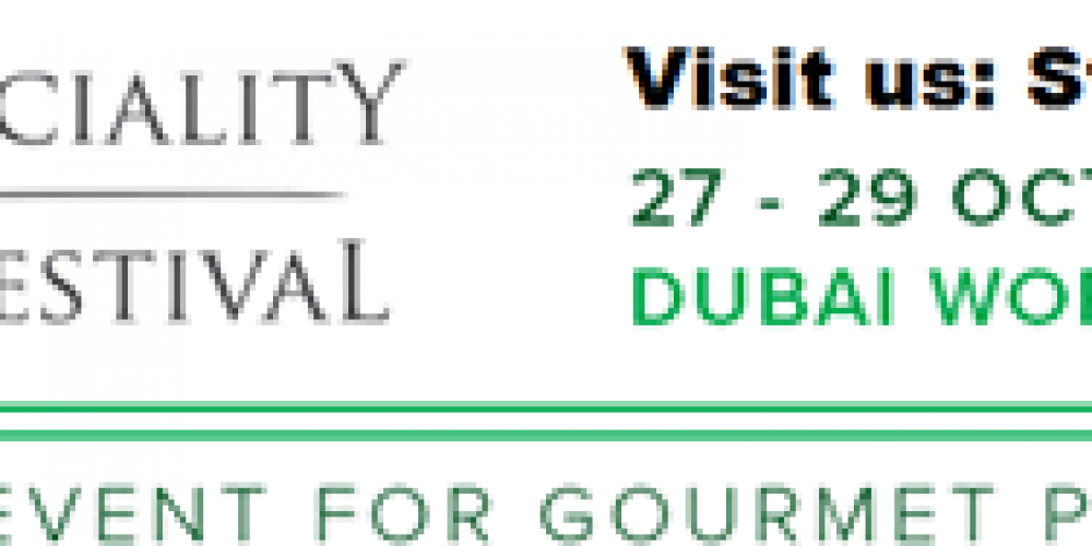 Sole Trade at Speciality Food Festival – Dubai 2015